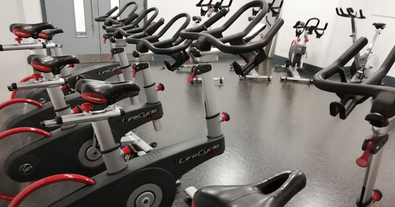 YMCA Level 2 Group Indoor Cycling