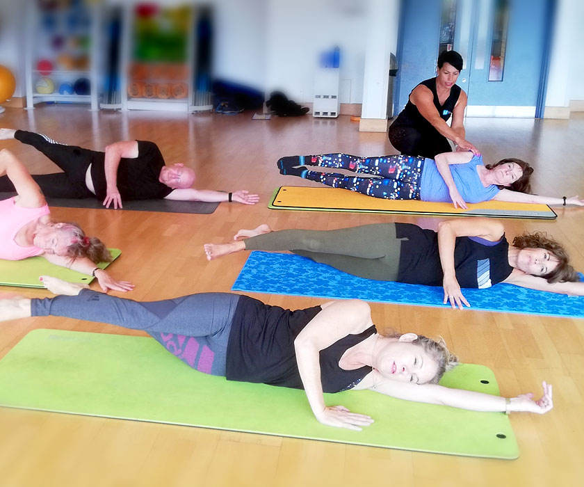 Become a Mat Pilates Instructor with a Diploma from AF Fitness Education